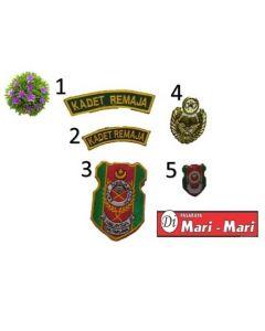 accessories Kadet Remaja Sekolah (KRS)